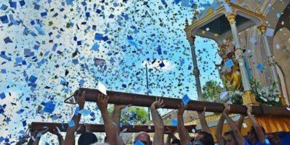 Carlentini | Pedagaggi in festa il giorno di Ferragosto per la Madonna della Stella
