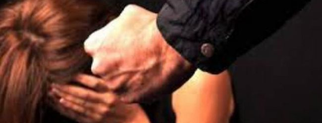 Carlentini   Percosse alla moglie in presenza dei figli, arrestato