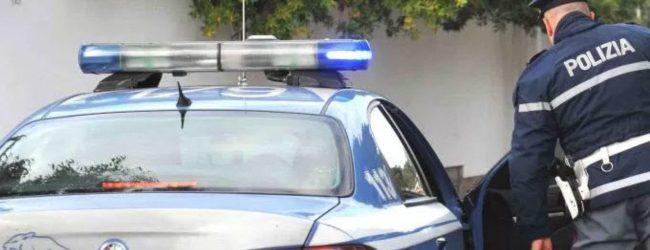 Augusta| La Polizia di stato esegue un ordine per la detenzione domiciliare.