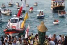 Siracusa   Tradizionale festa in mare nel giorno dell'Assunzione