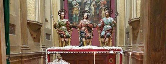 Lentini   La città riabbraccia i santi martiri nel ricordo della traslazione delle reliquie