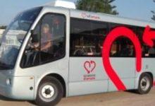Siracusa   Riparati tre dei cinque bus navetta elettrici, da oggi pomeriggio in funzione