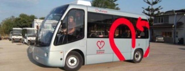 Siracusa | Riparati tre dei cinque bus navetta elettrici, da oggi pomeriggio in funzione
