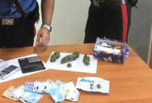 Carlentini | Marijuana e denaro nascosti nei mobili, arrestato giovane operaio