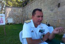 Augusta| Nicola De Felice promosso ammiraglio di divisione