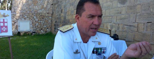 Augusta  Nicola De Felice promosso ammiraglio di divisione