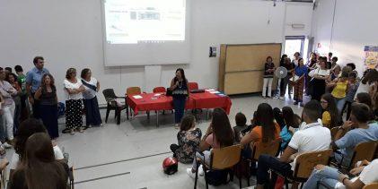 Augusta| Giornata dell'accoglienza all'Arangio Ruiz.