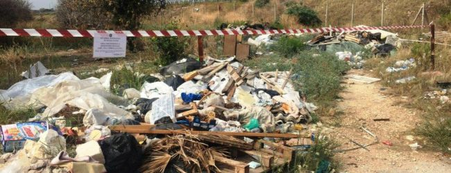 Siracusa| Sequestrata discarica abusiva con amianto