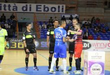 Augusta  Calcio a 5: Maritime, il debutto in serie A ha il dolce sapore della vittoria esterna. Semaforo rosso per l'Eboli (0-1)