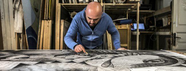 """Noto  """"Arcaica"""", mostra di Giuseppe Livio al Museo Civico"""