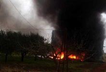 Lentini | Incendiano rifiuti speciali non pericolosi, denunciati un operaio e il suo datore di lavoro
