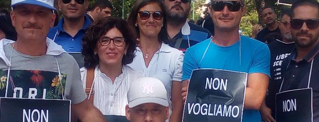 Palermo| L'associazione 20 Novembre a Palazzo d'Orleans pro disabili.