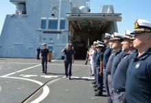 Augusta| Marina militare: avvicendamento al comando di Mare Sicuro