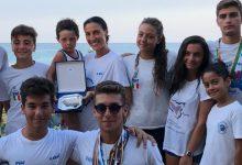 Augusta| L'ATHON protagonista del Grand Prix Sicilia Open Water fondo e mezzofondo