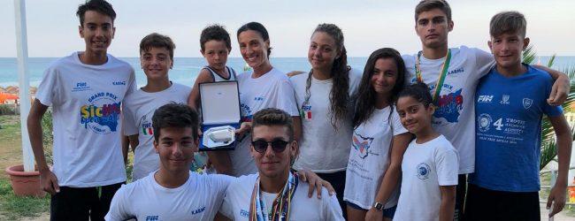 Augusta  L'ATHON protagonista del Grand Prix Sicilia Open Water fondo e mezzofondo