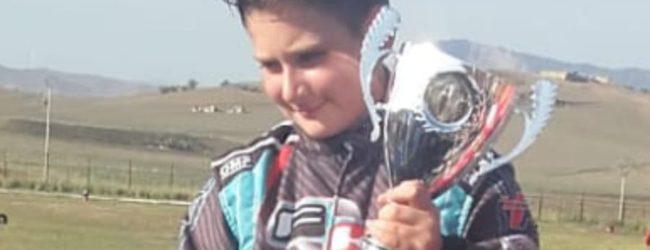 Melilli| Kart. Giuseppe Magnano domina al circuito di Ramacca