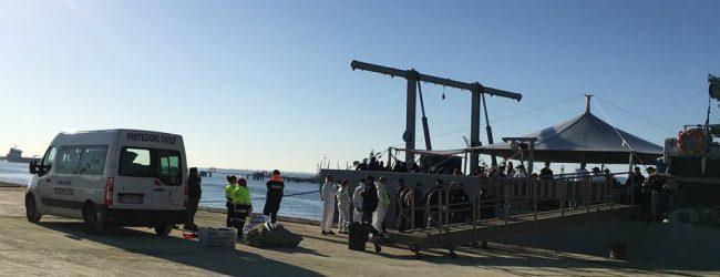Augusta  Hot spot nel porto, Vinciullo chiede a Salvini di stopparne la costruzione.