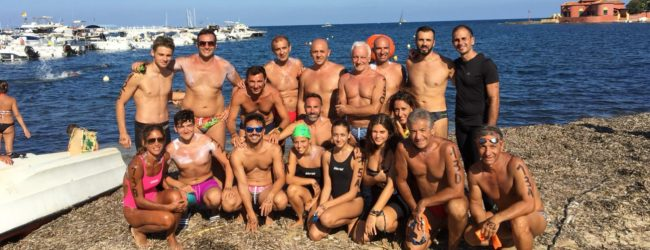 Siracusa| Nuoto. TC Matchball, ottima performance al Grand Prix Open Water