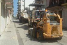 Augusta| Lavori di manutenzione straordinaria delle strade avviati in via Xifonia.