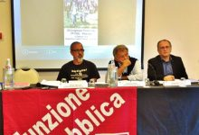 Siracusa| FP Cgil: riconfermato Franco Nardi