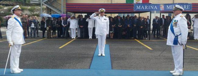 Augusta  Il capitano di vascello Pierpaolo Budri nuovo direttore dell'Arsenale militare.