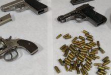 Siracusa| Armi e munizioni clandestine nascoste dal barbiere