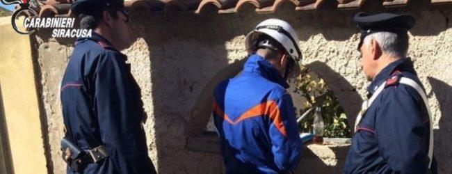 Siracusa| Cassibile, commerciante e privato allacciati al contatore Enel