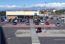 Carlentini | Rapina ieri sera all'Eurospin, 3.000 euro il bottino