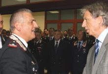 Siracusa| Visita del comandante Legione Carabinieri Sicilia Cataldo