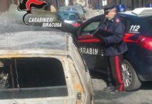 Pachino| Arrestato piromane, auto in fiamme