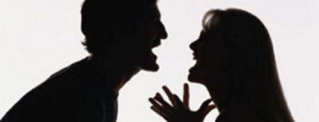 Noto  Maltratta la ex, allontanamento dalla casa familiare