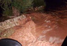 Rosolini| Bloccati nel ristorante circondato da acqua e fango