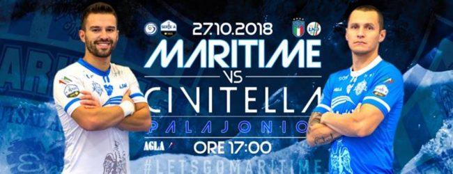 Augusta| Maritime Augusta, domani alle 17 arriva il Civitella. Obbiettivo tre punti.