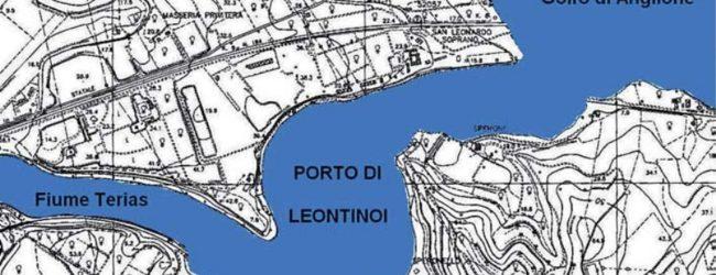 Lentini   Il Terias e il porto dell'antica Leontinoi, conferenza all'ex Aias
