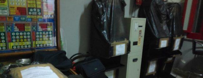 Siracusa| Multa da 57 mila euro a trasgressori videopoker