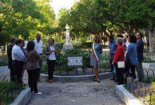 Augusta| Il lato ovest della villa comunale adottato da Nuova Acropoli.