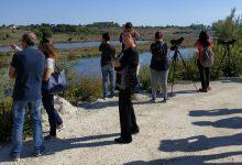 Augusta| Visita alle saline del Mulinello, no alla cementificazione dell'area umida.