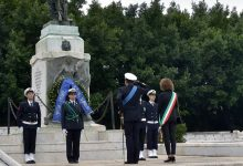 Augusta| In piazza Castello celebrato il 4 Novembre.