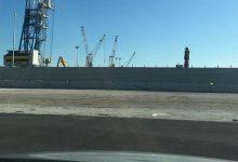 Augusta| Dal porto via le tende che hanno accolto i migranti
