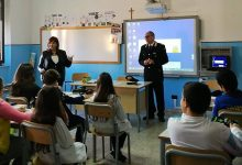 Augusta| Ed alla legalità: al Corbino tiene lezioni il comandante stazione carabinieri