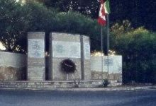 Pachino| Danneggia monumento dei Caduti, arrestato