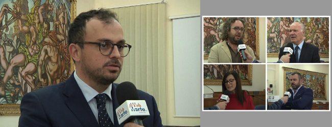 Melilli | Giuseppe Carta presenta la sua nuova giunta