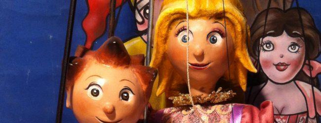 Siracusa  S. Martino Puppet, alla Giudecca Lando e Angelica