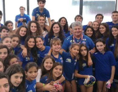 Siracusa| Nuoto. Buono esordio del Tc Matchball al Trofeo Altair Club