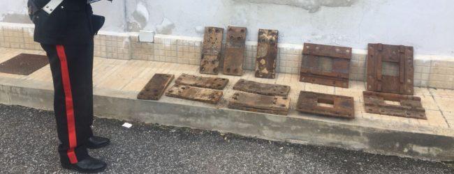 Priolo  Tenta di rubare materiale ferroso alla Cogema