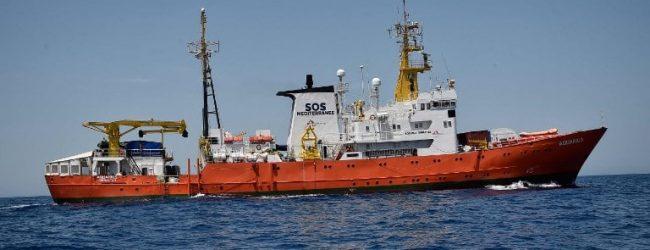 Augusta  Rifiuti pericolosi smaltiti da Msf: scatta il sequestro di nave Aquarius