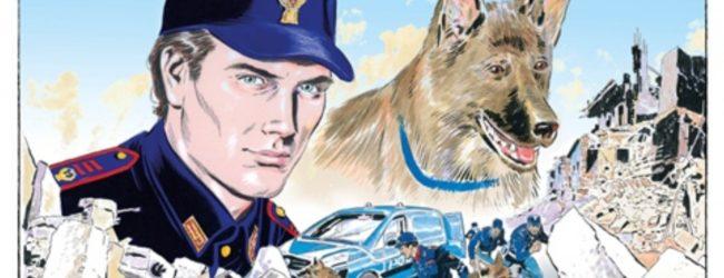 Roma| Calendario Polizia 2019 a fumetti