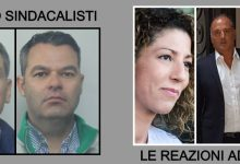 """Augusta  Arresto sindacalisti, il sindaco Di Pietro: """"una gravissima condotta delittuosa""""."""