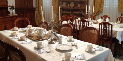 Siracusa| Tè e biscotti danesi nel salotto culturale della Reimann ogni venerdi.