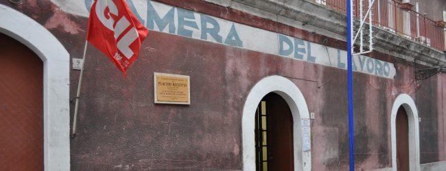 Lentini | Camera del Lavoro, eletto il nuovo esecutivo